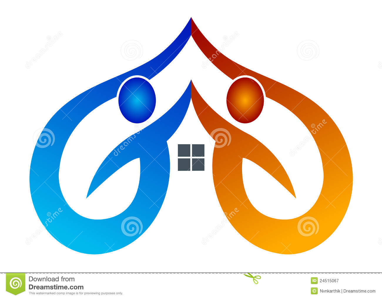 Home logo royalty free stock photography image 24515067 for Household design logo