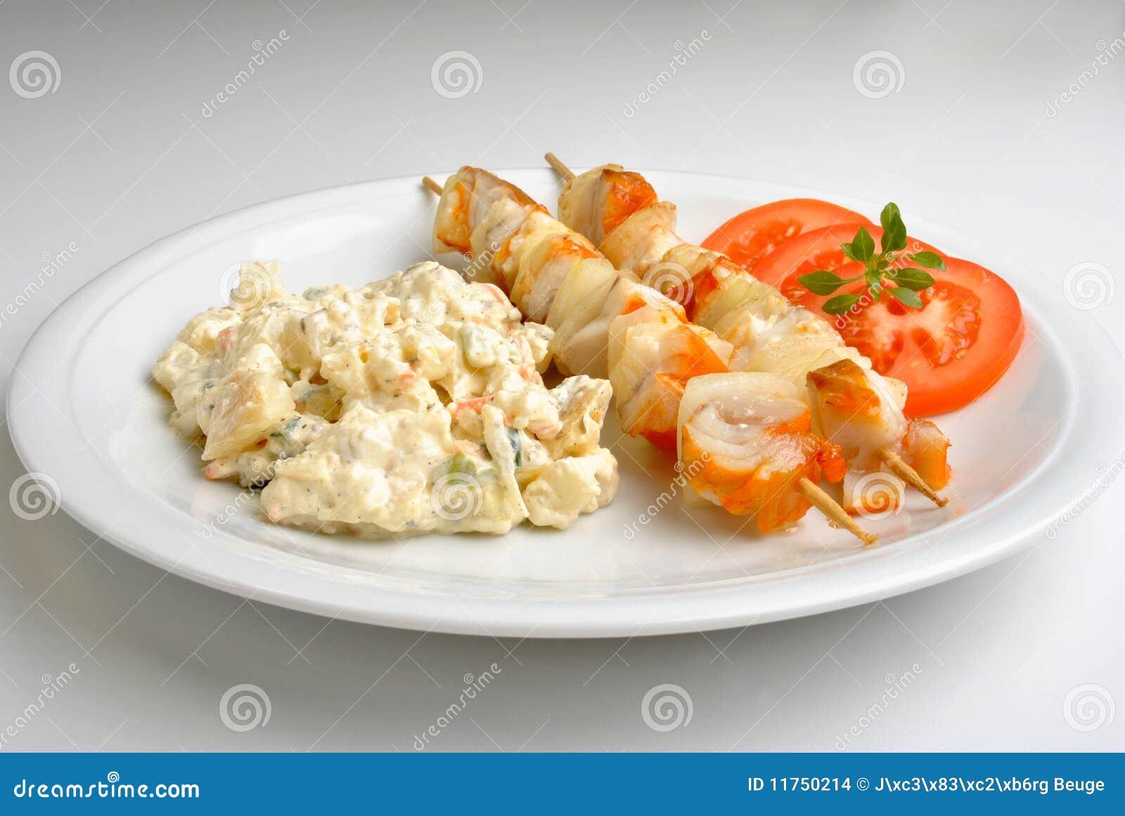 Potato Salad Clipart Potato Salad