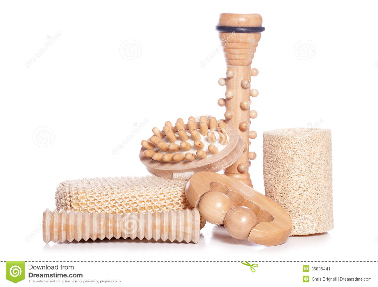 Home massage equipment stock image. Image of supplies - 35895441