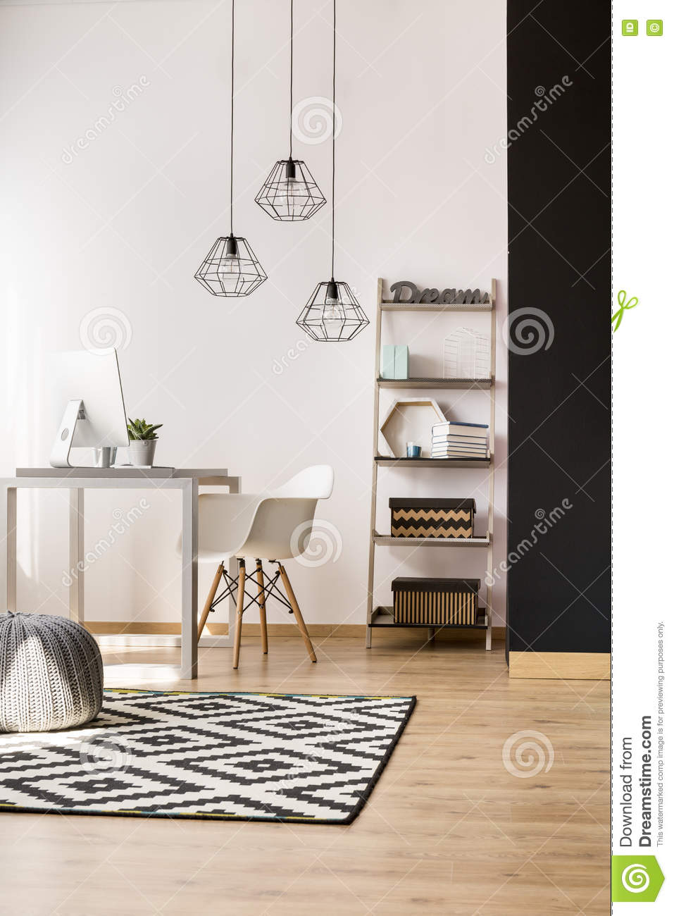 Home Office Decor Stock Photo Image Of House Decoration 81699676