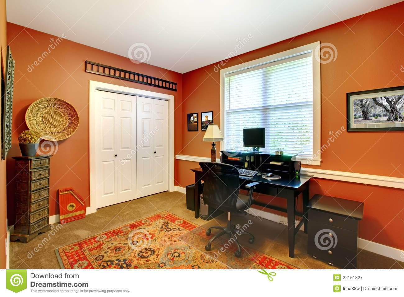 Royalty Free Stock Photo Design Home Interior