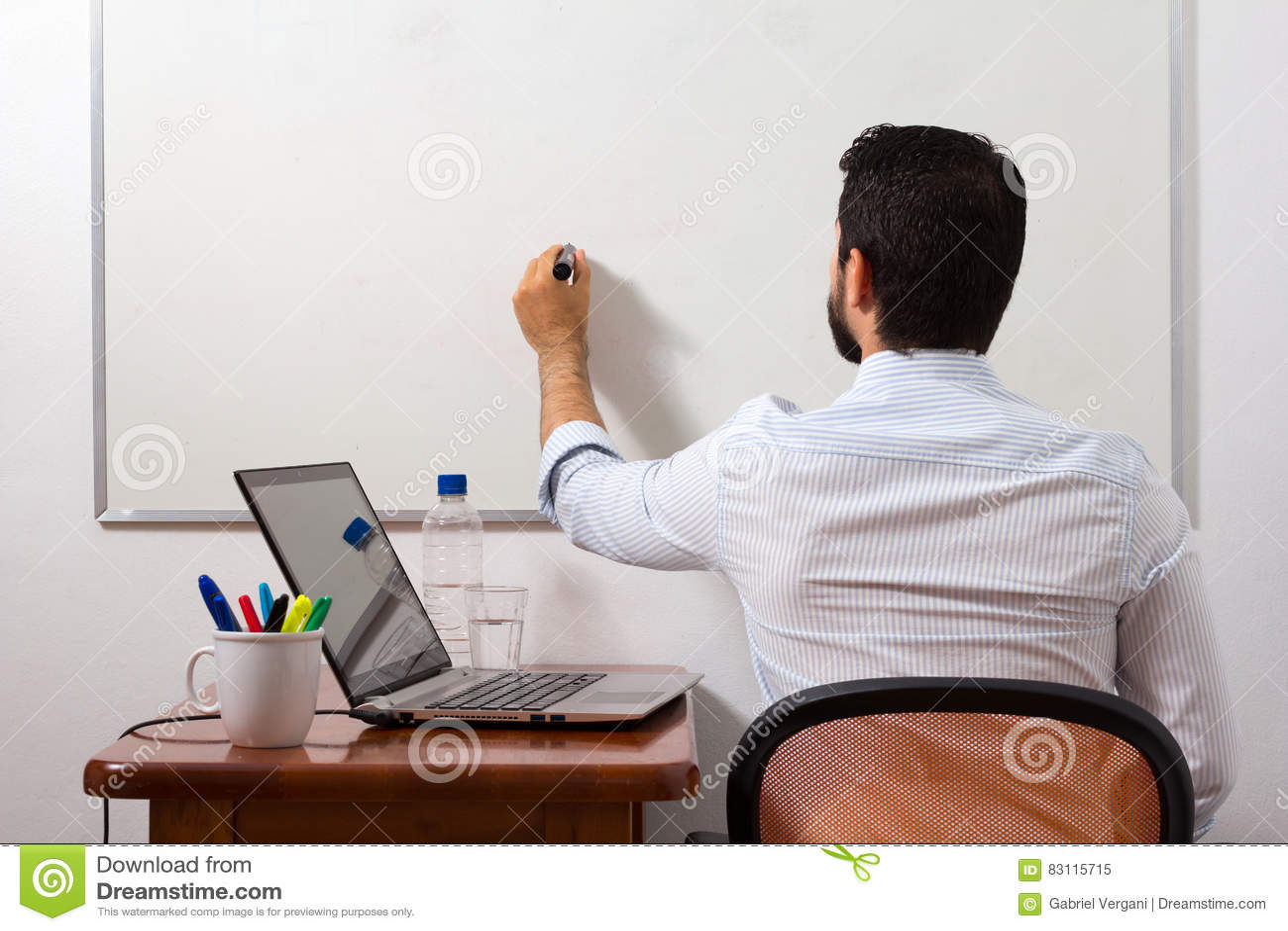 Whiteboard For Home Office. Ergonomic Home Office Whiteboard Ideas ...