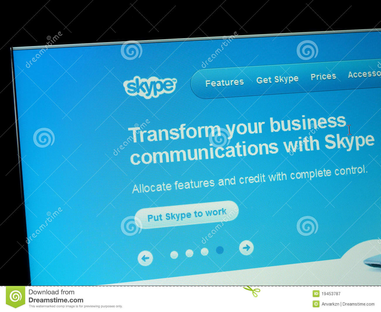 Home Pageskype