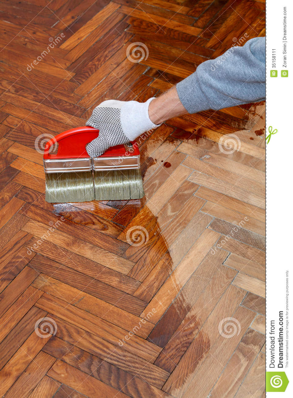 Home renovation parquet stock image image 35158111 for Parquet renovation