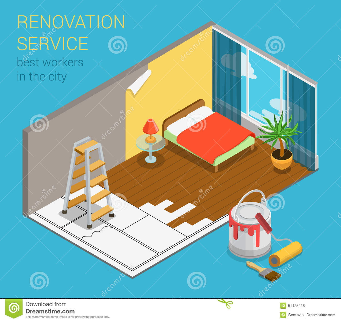 Renovation can also be pleseare 5