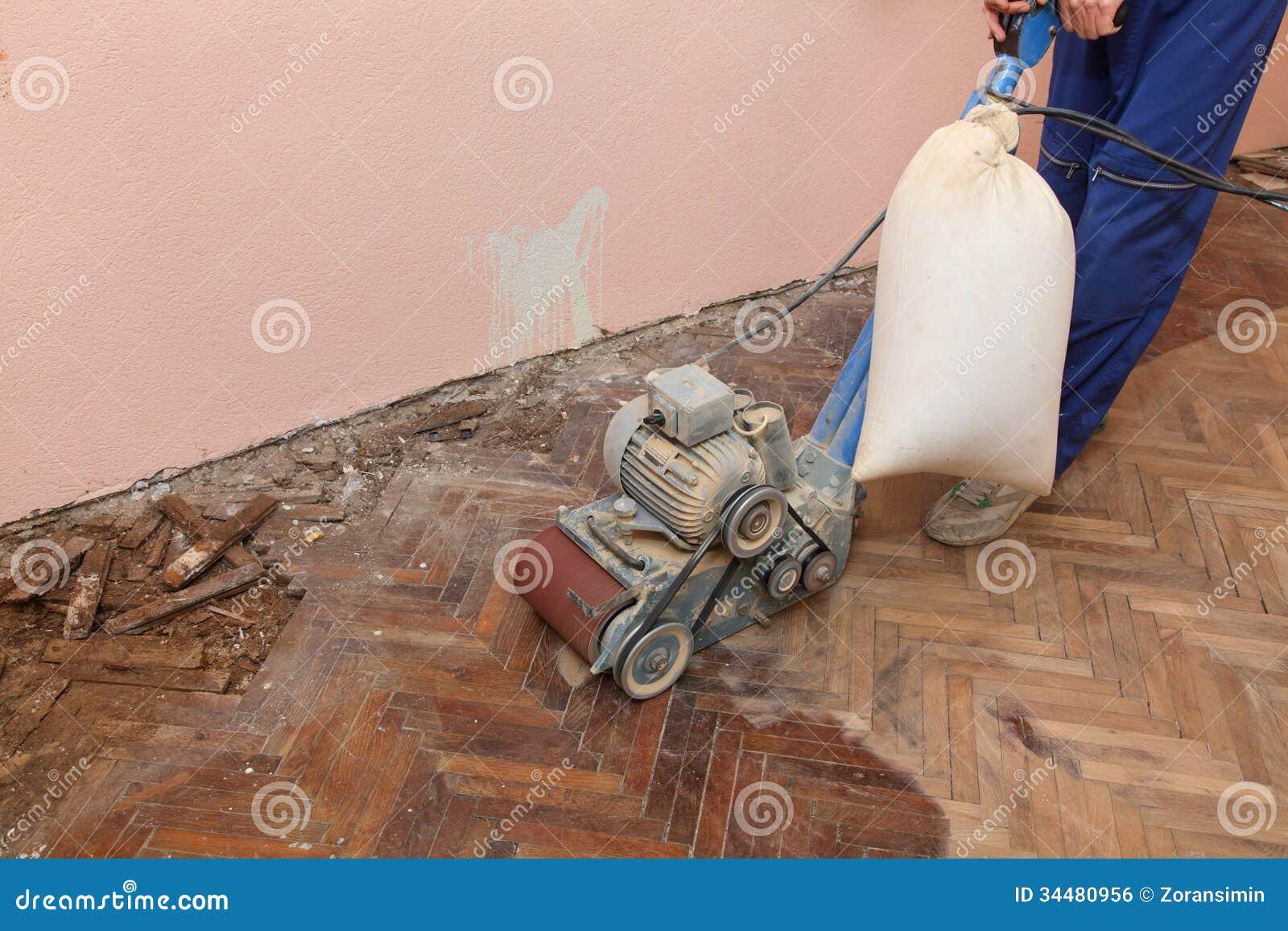 Home Renovation Stock Photo Image Of Floor Carpenter