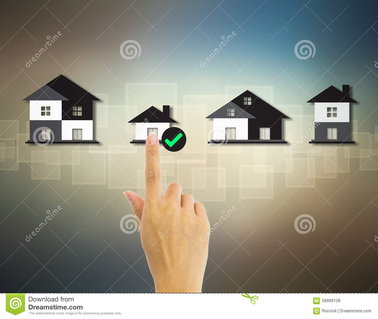 Home Select Stock Photo Image 58999128