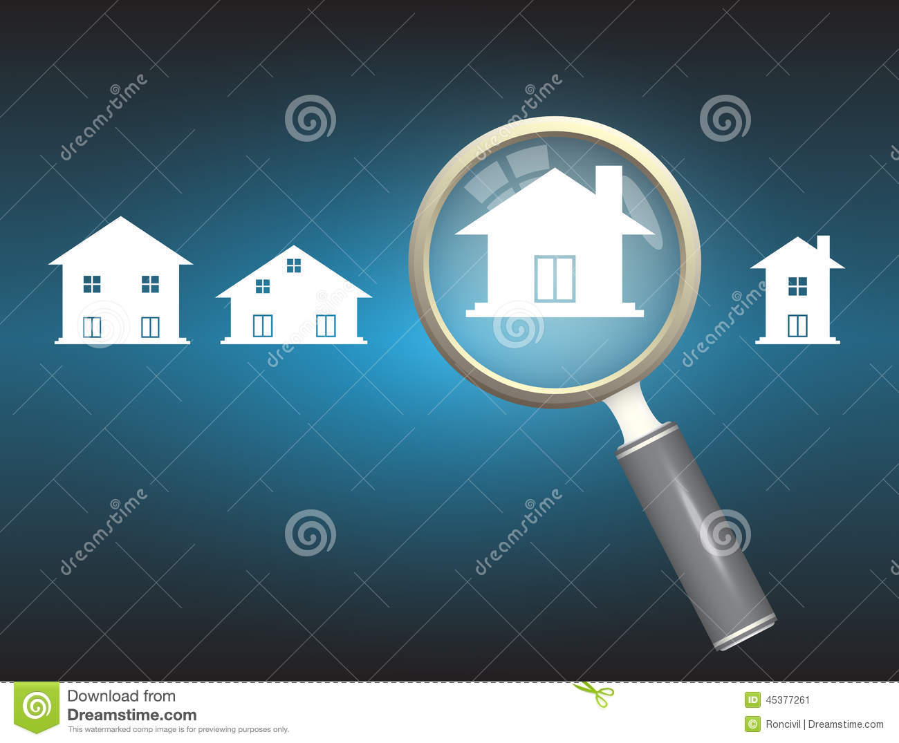 Home select stock vector image 45377261 for Select home