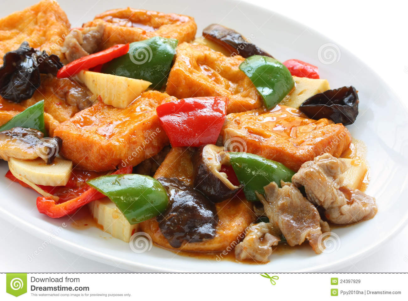Home style bean curd royalty free stock images image for Home styles com