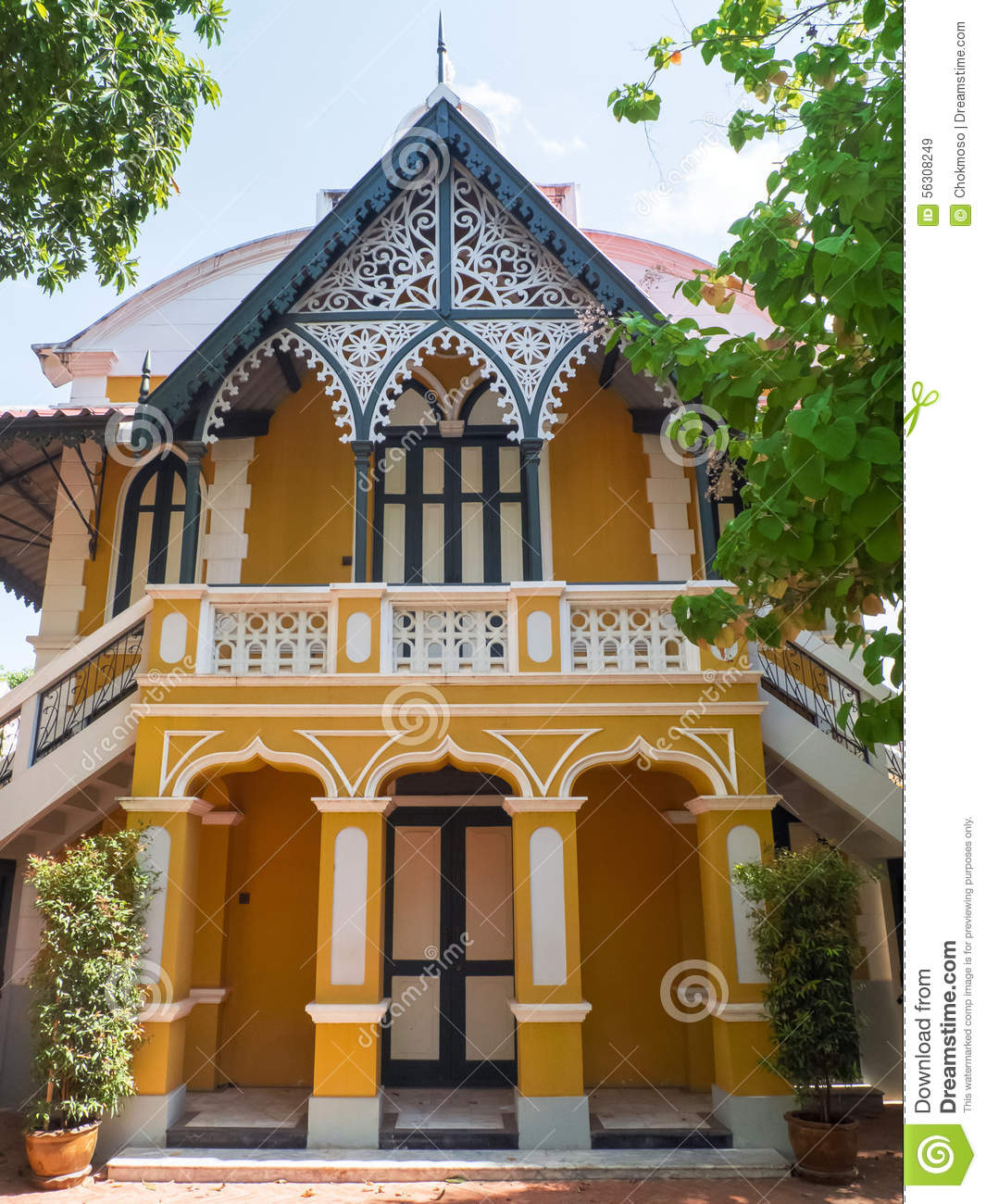Home style classic stock photo image 56308249 for Classical style house