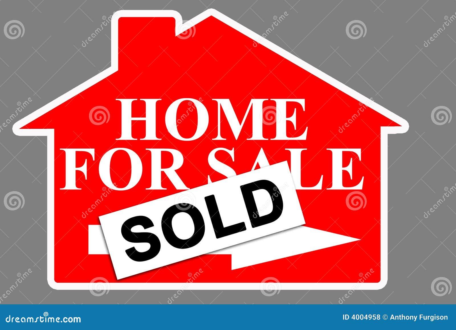 Home verklig försäljning för gods