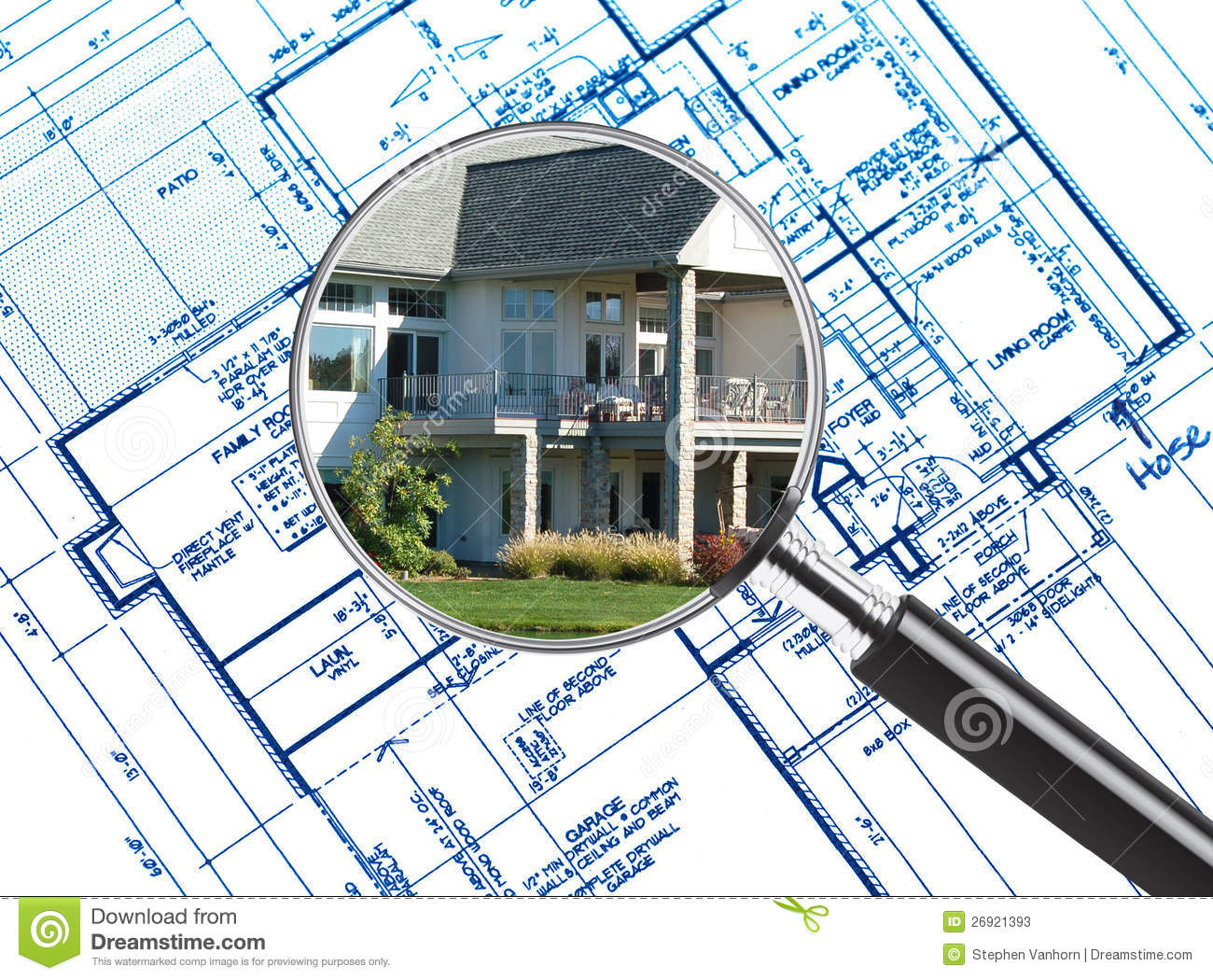 Home Vision Stock Photos Image 26921393
