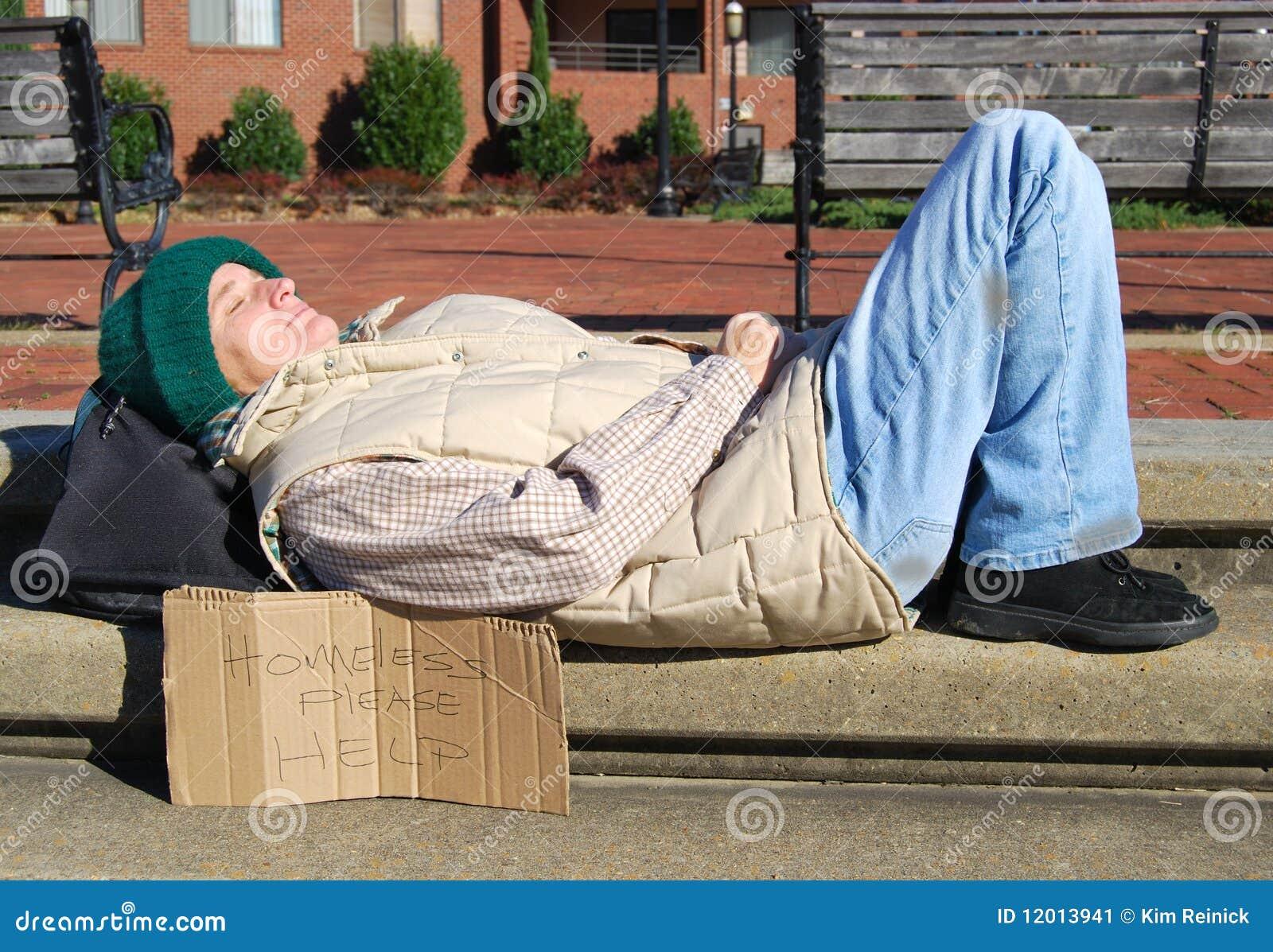 Homeless dating app