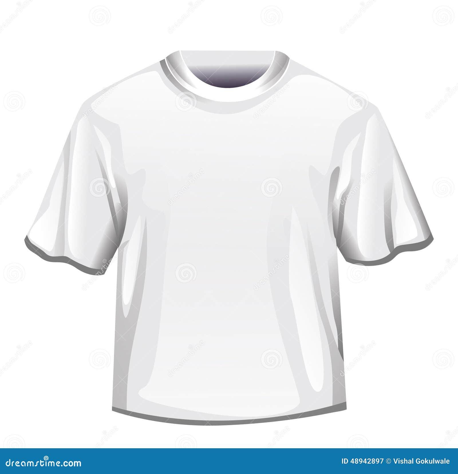 Homem branco do t-shirt