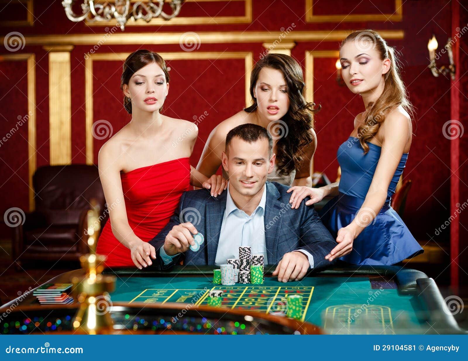 Jogo da roleta casino