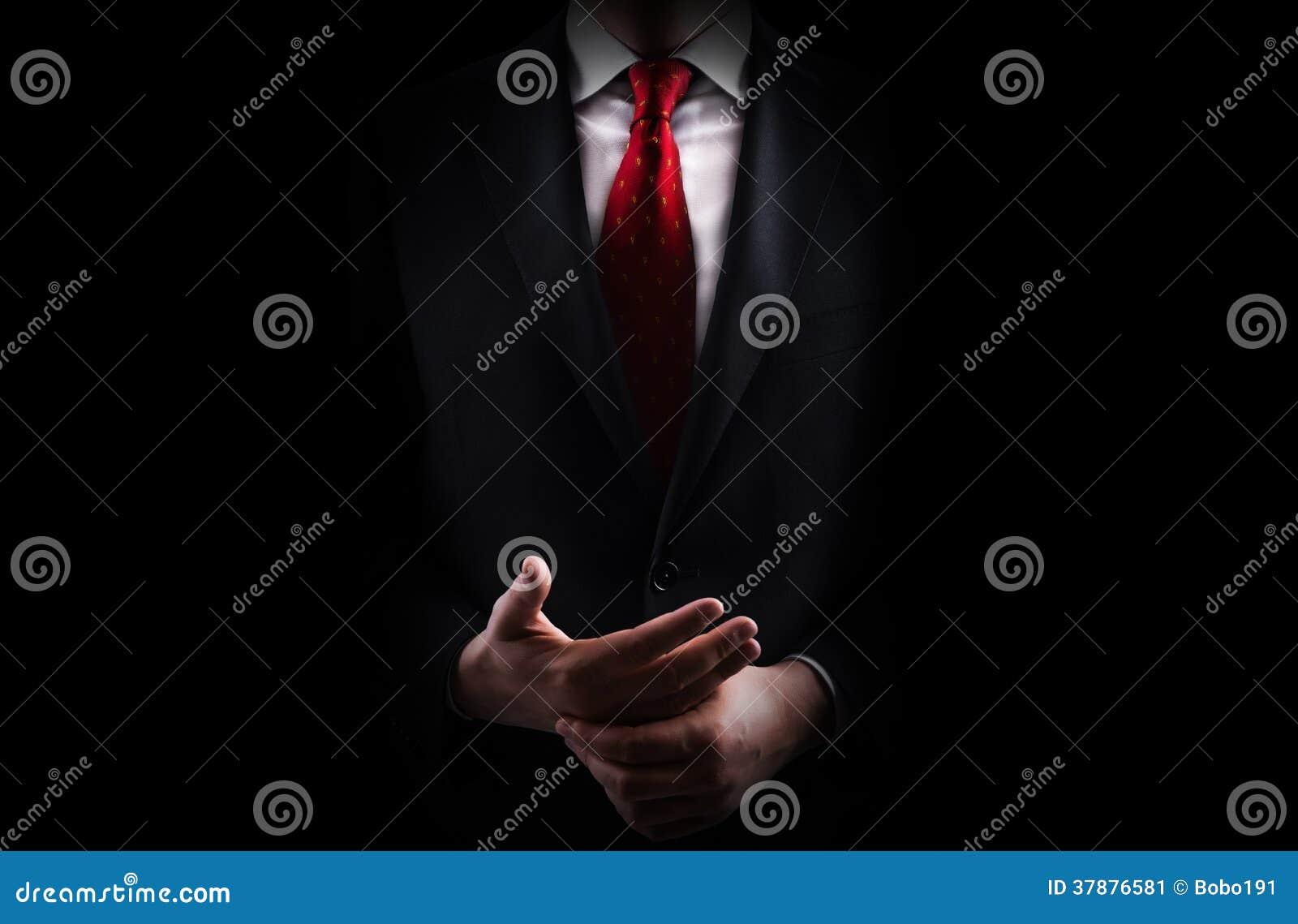 Homem de negócio