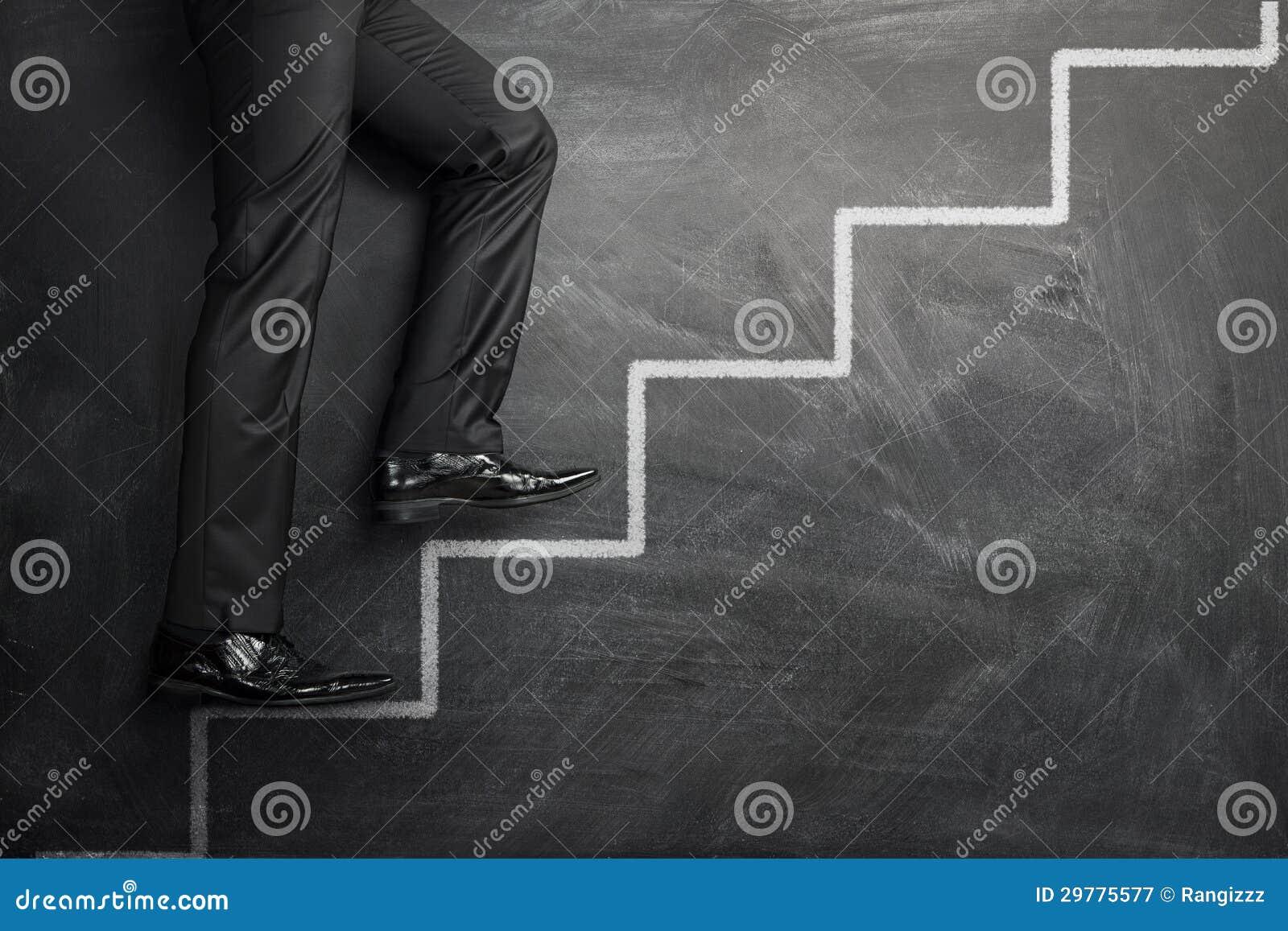 Escalando as etapas da carreira