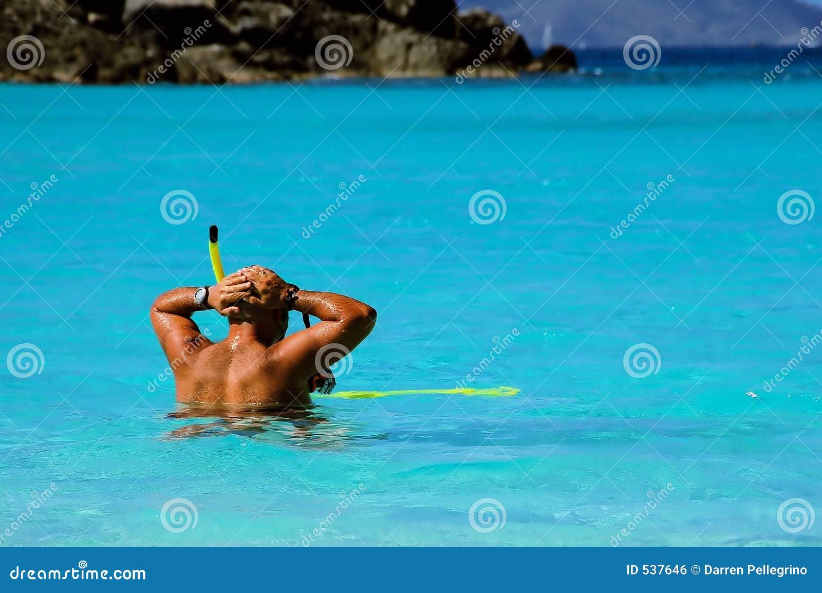 Homem do Snorkel