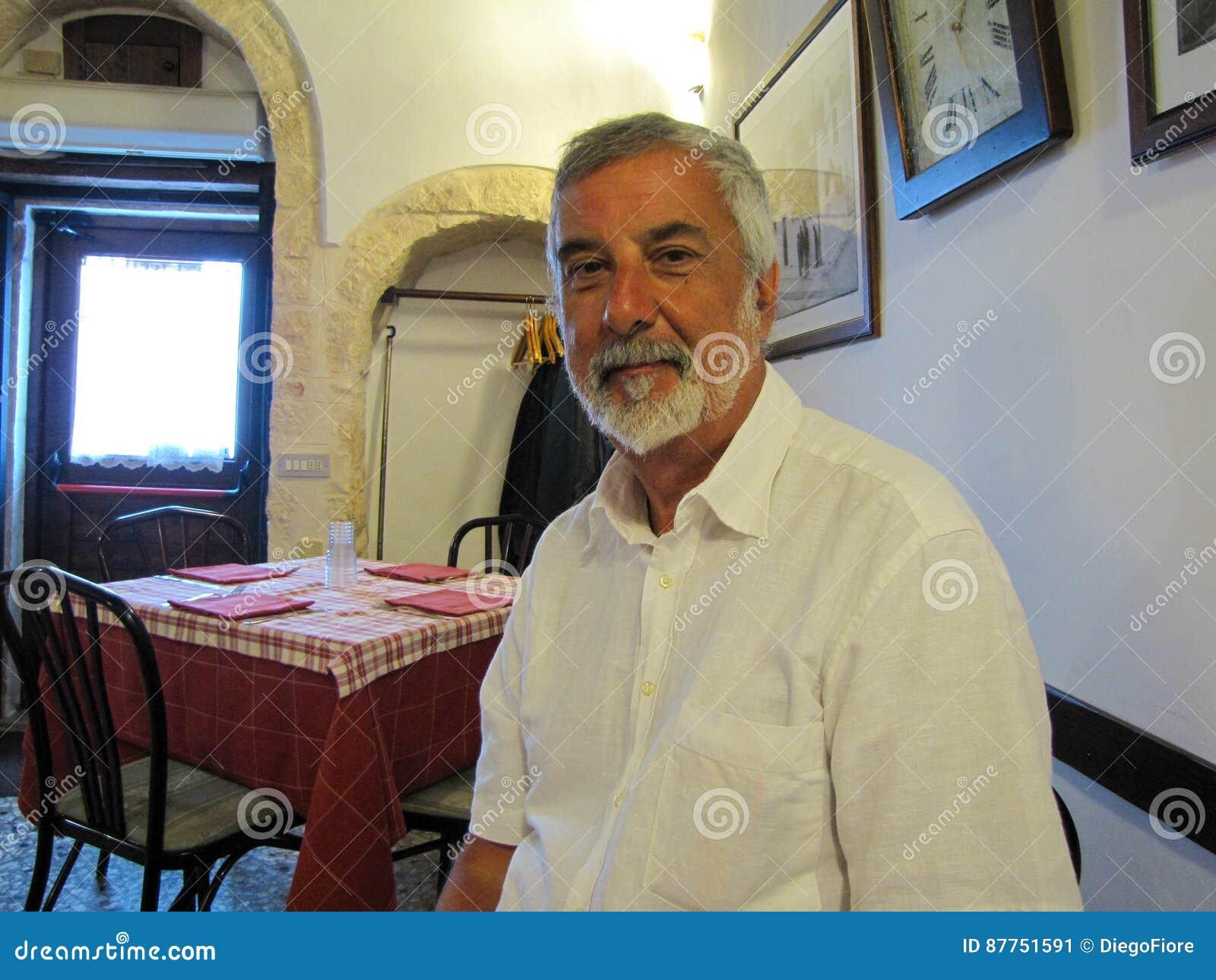 Homem italiano