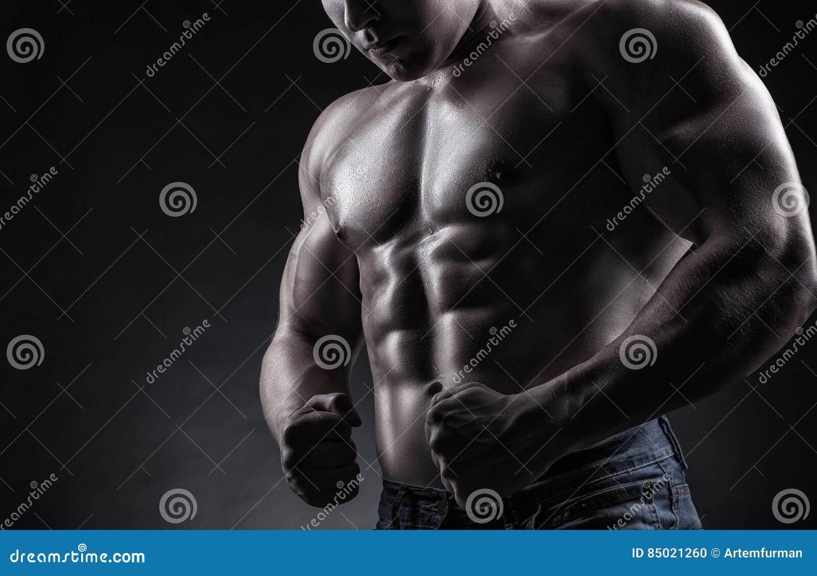 Homem muscular