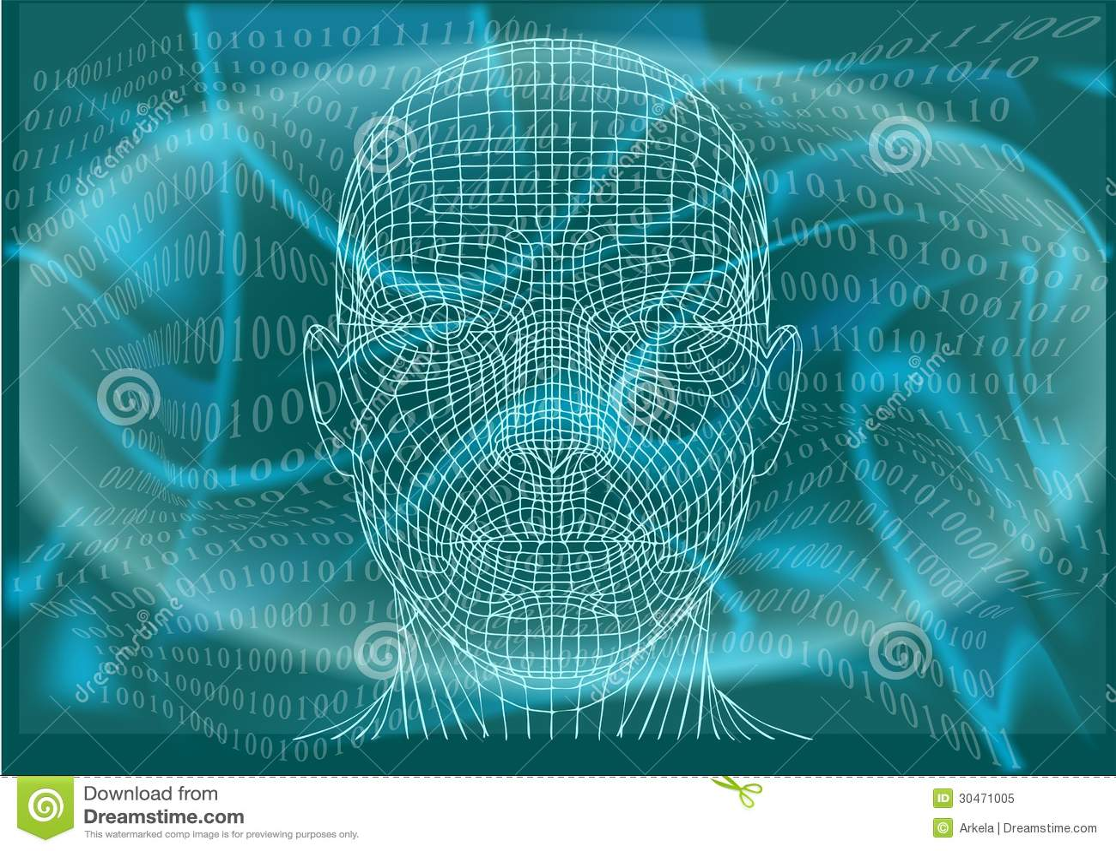 Homem no Cyberspace