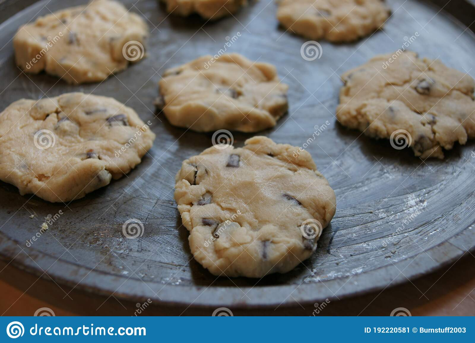 Homemade Biscuit Recipes With Self Rising Flour Mix Stock Image Image Of Buttery Cook 192220581
