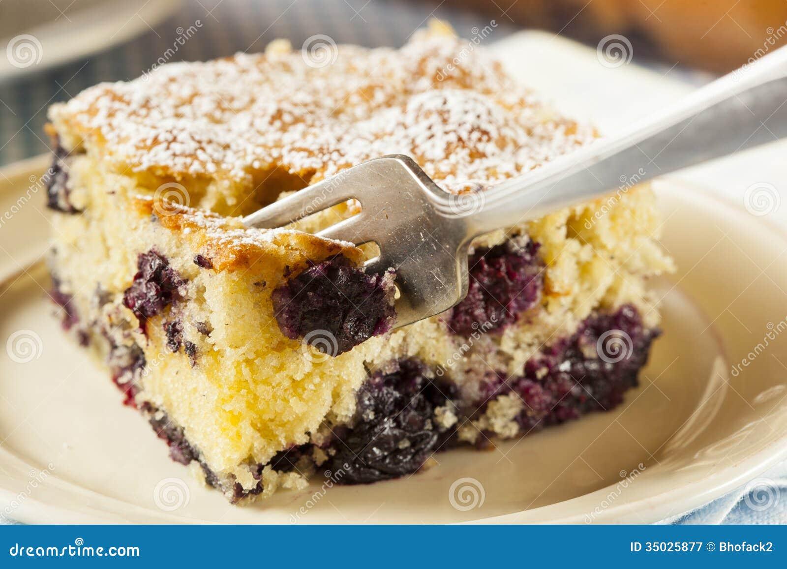 Mr Food Blueberry Coffee Cake