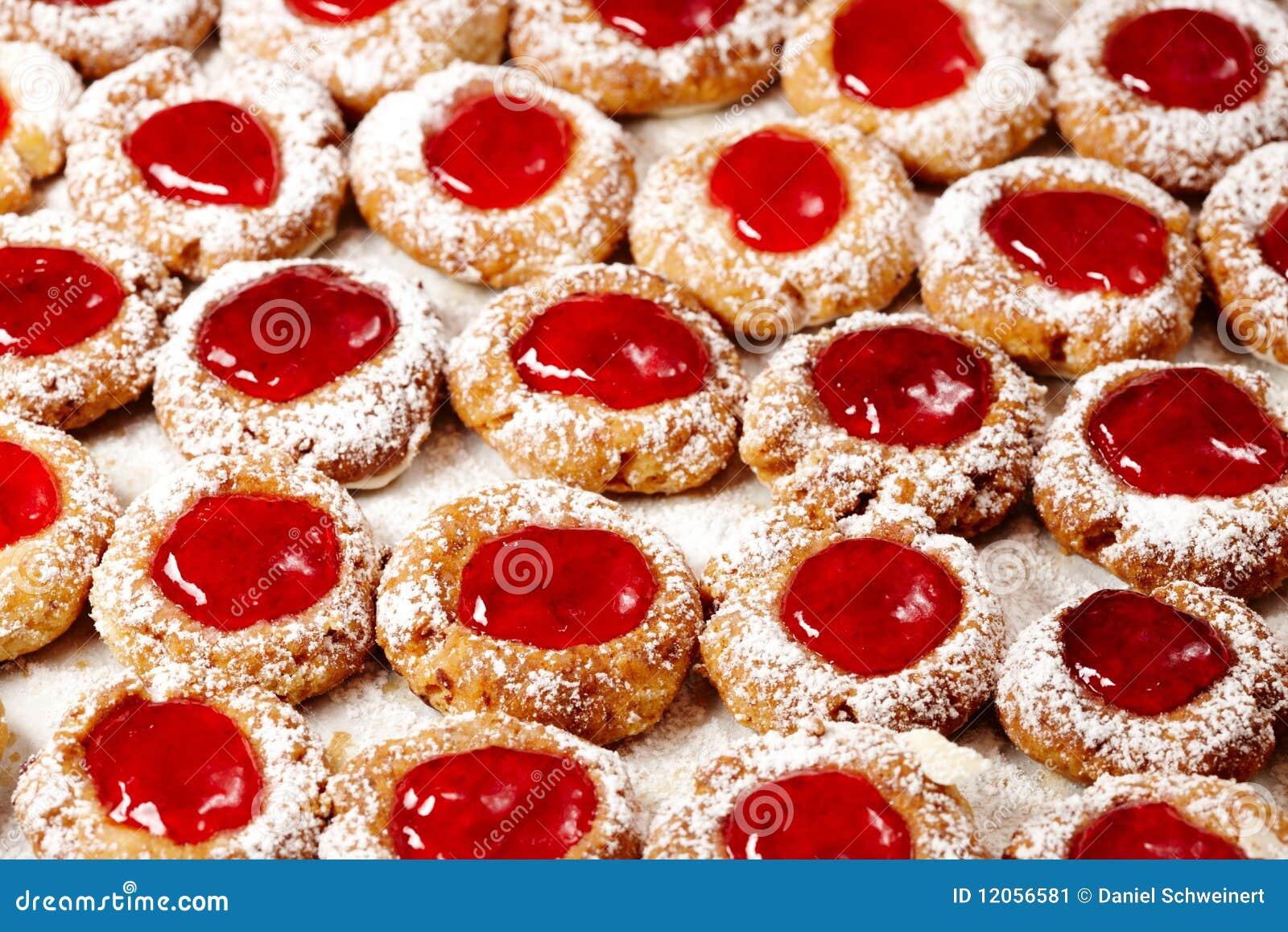 Homemade Christmas Cookies Stock Image   Image  12056581 x7w7rBoQ