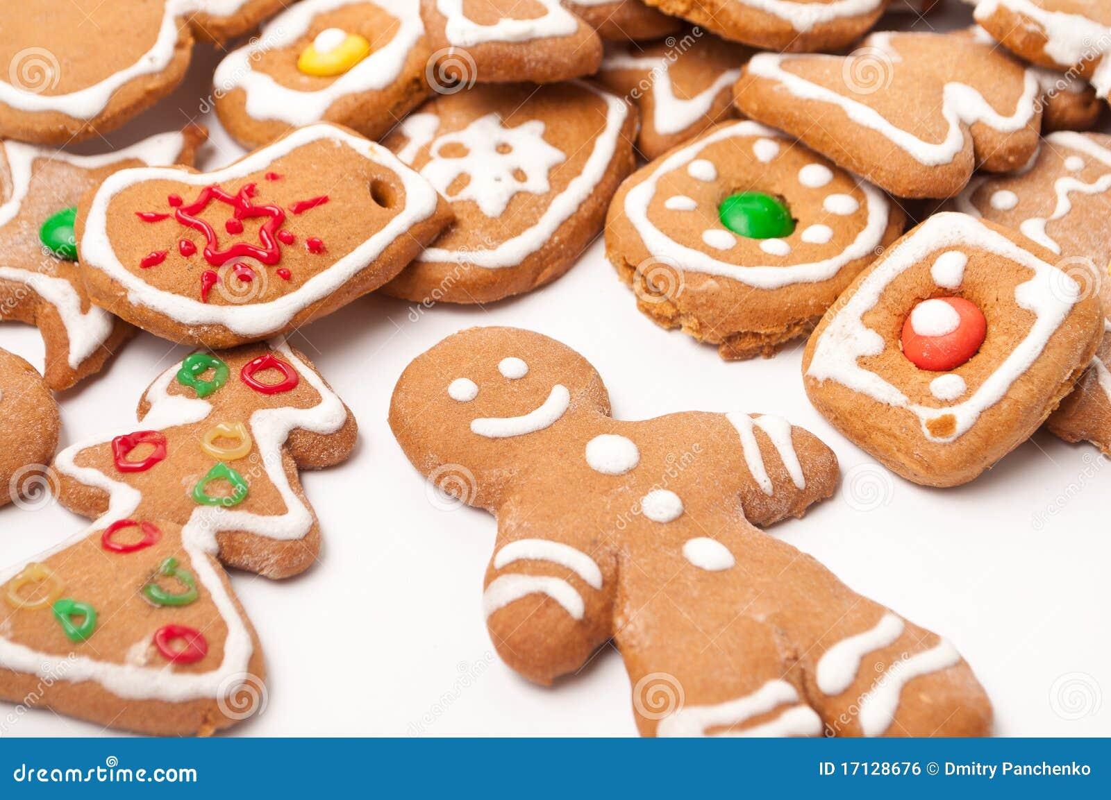 Homemade Christmas Cookies Royalty Free Stock Image   Image  17128676 OKHHAp7M