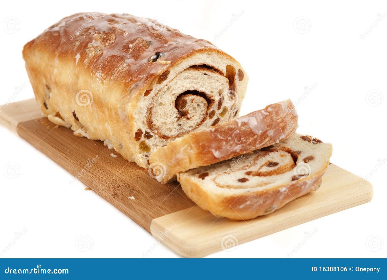 Homemade Cinnamon Raisin Bread Royalty Free Stock Image - Image ...
