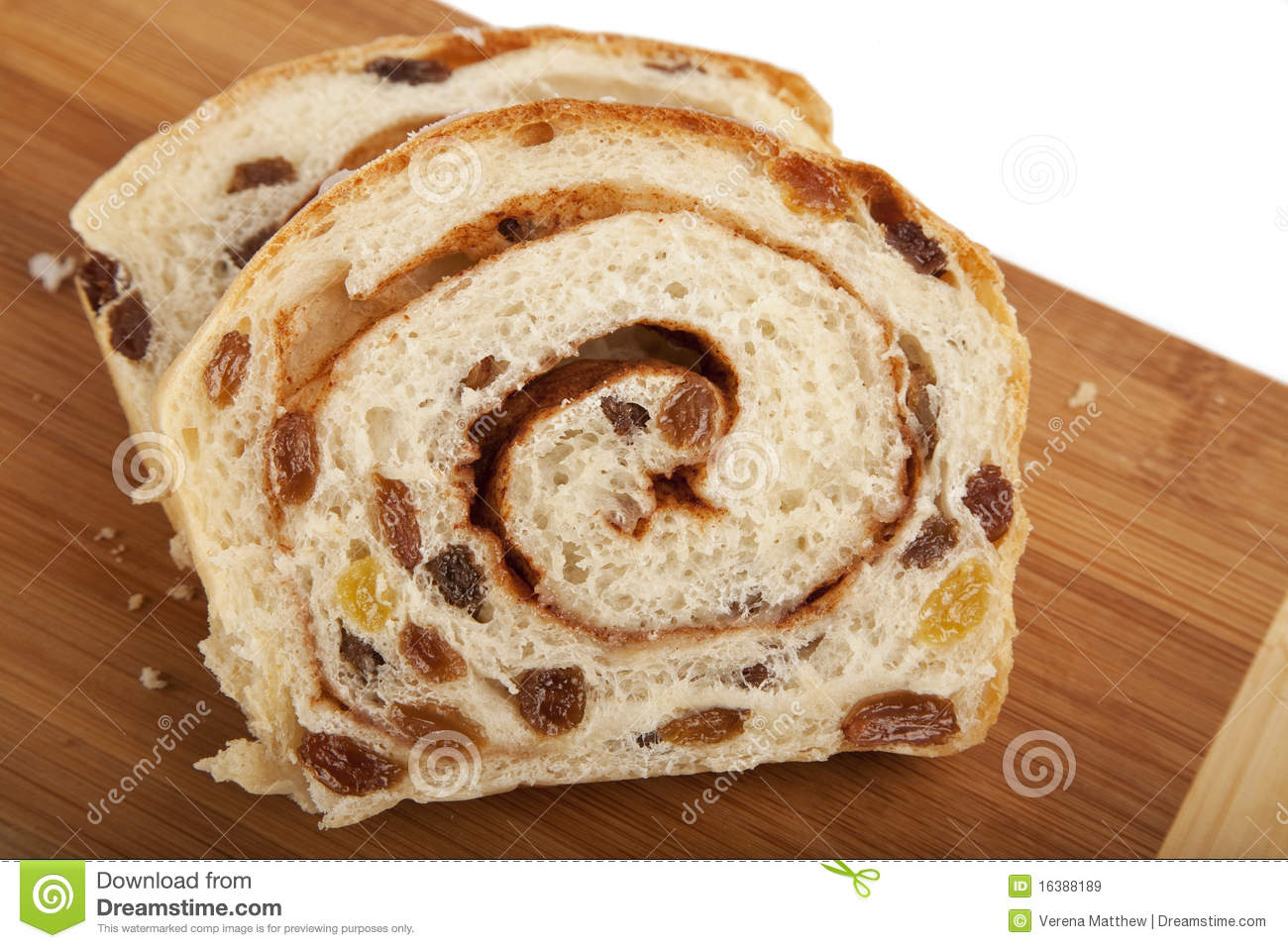 Homemade Cinnamon Raisin Bread Royalty Free Stock Images ...