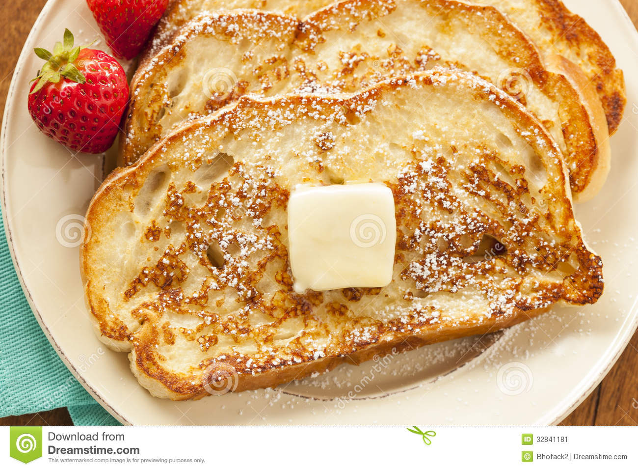 how to make butter bread toast