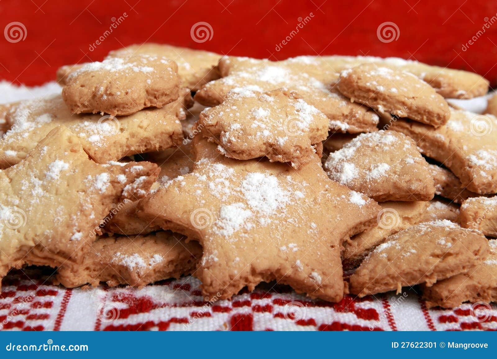 Homemade Romanian Cookies : Romania Stock Image - Image ...