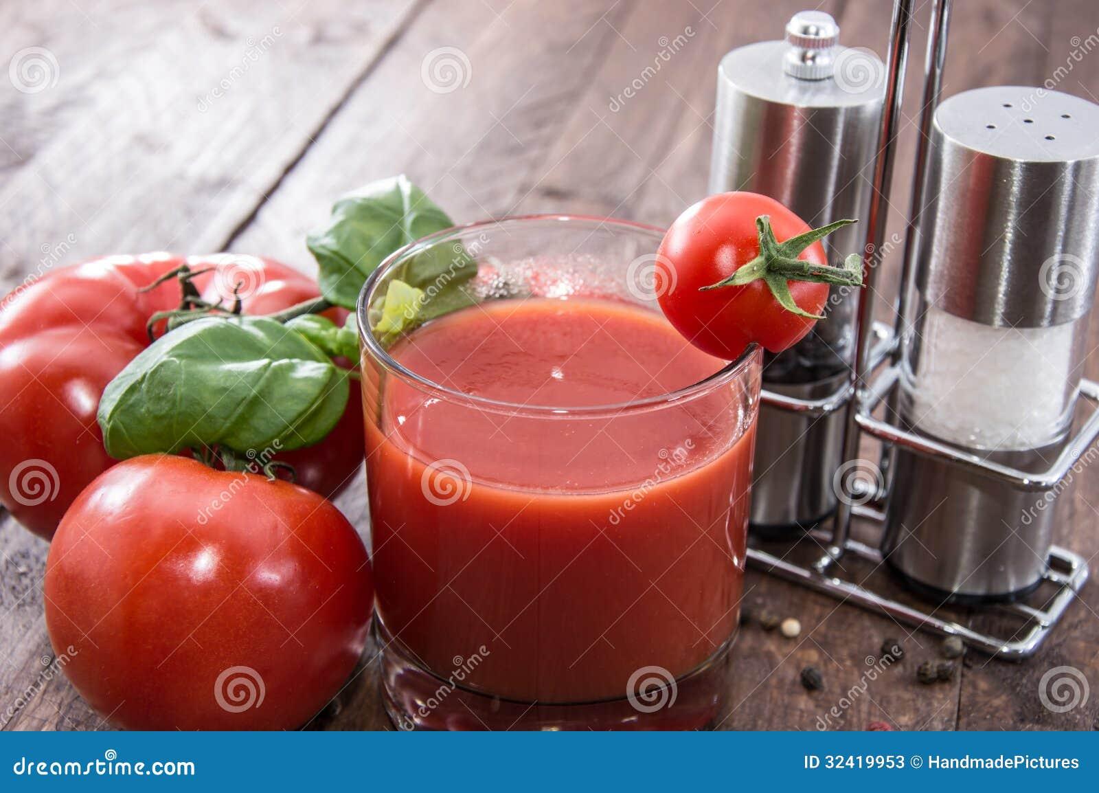 Homemade Tomato Juice Stock Photos - Image: 32419953