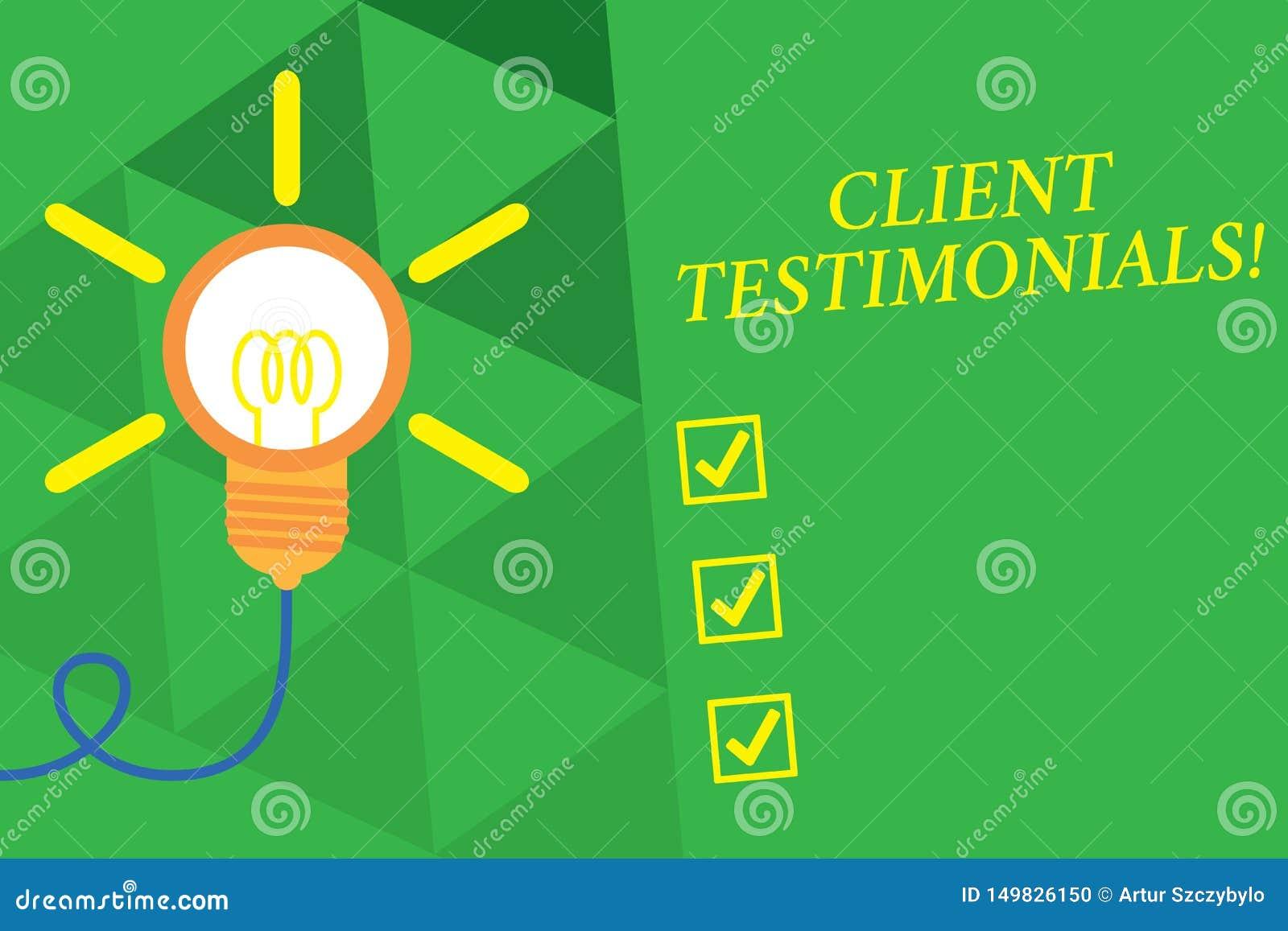 Homenagens do cliente do texto da escrita da palavra Conceito do negócio para o caráter de certificação escrito dos demonstrating