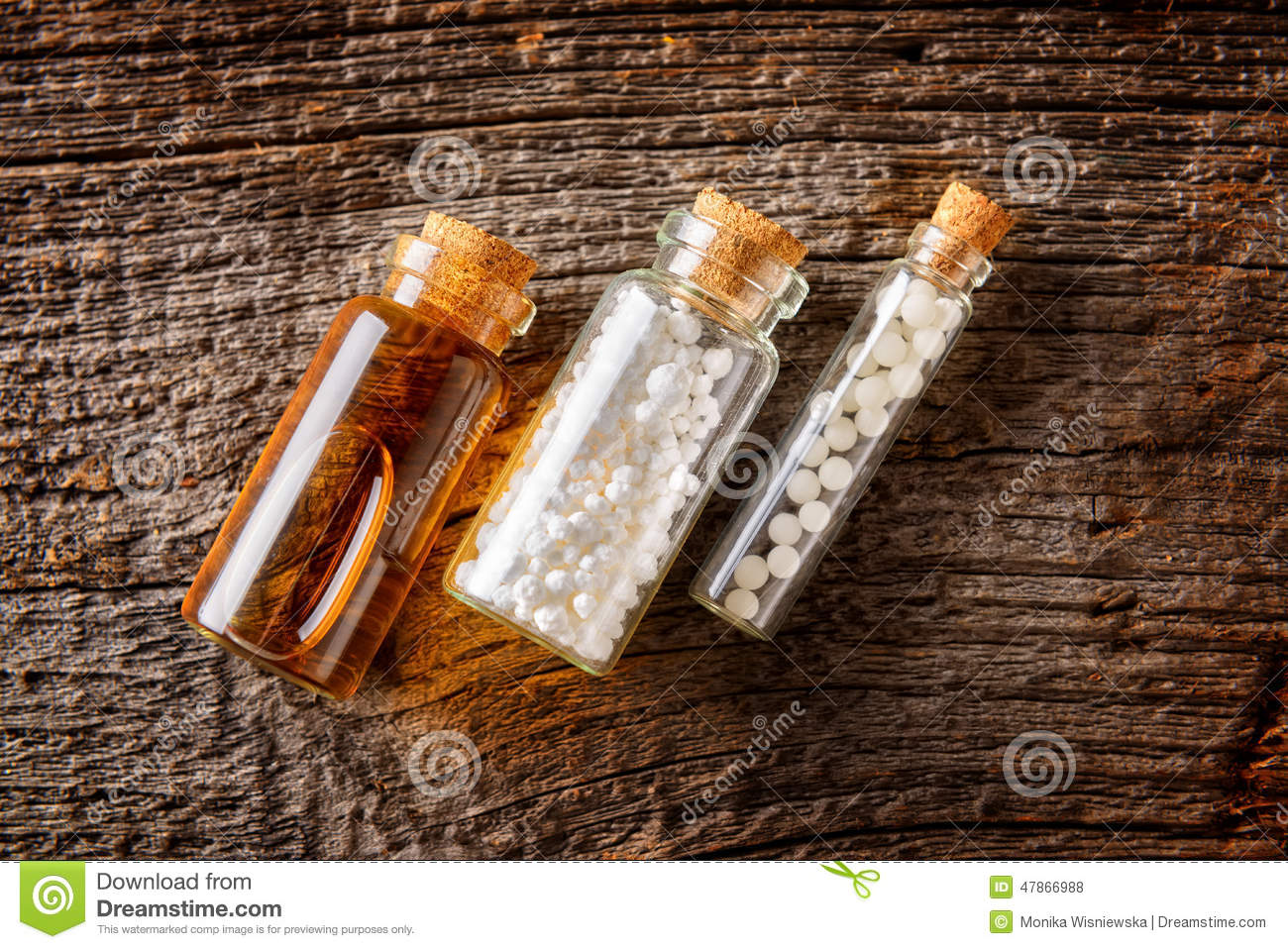 Homeopathic globules and fluid