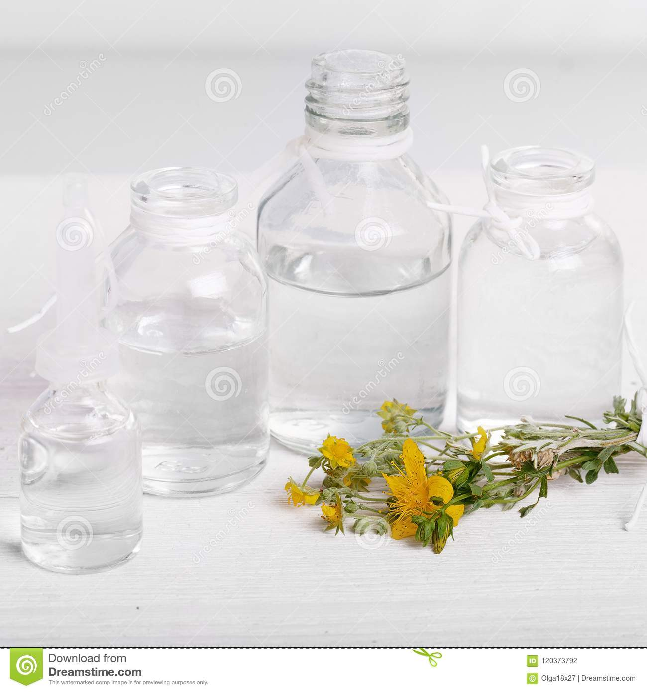 Homeopathy - A Homeopathy Concept With Homeopathic Medicine