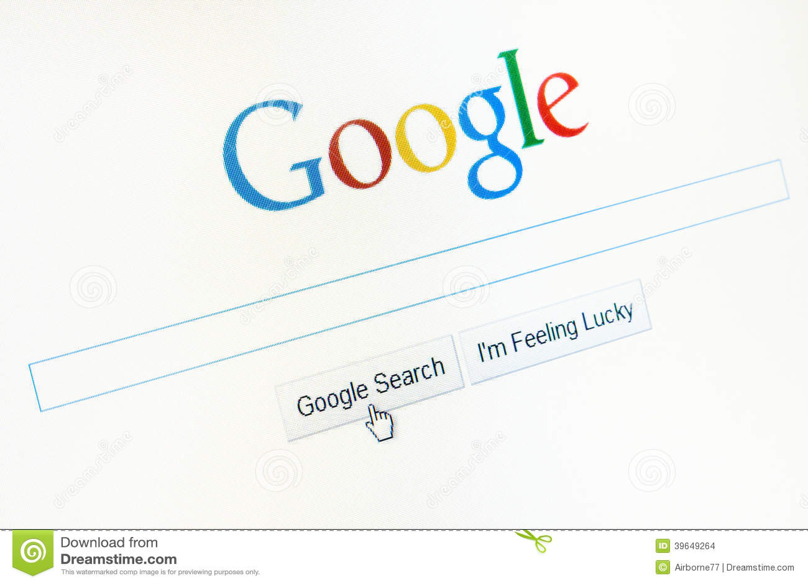 Homepage Google.com
