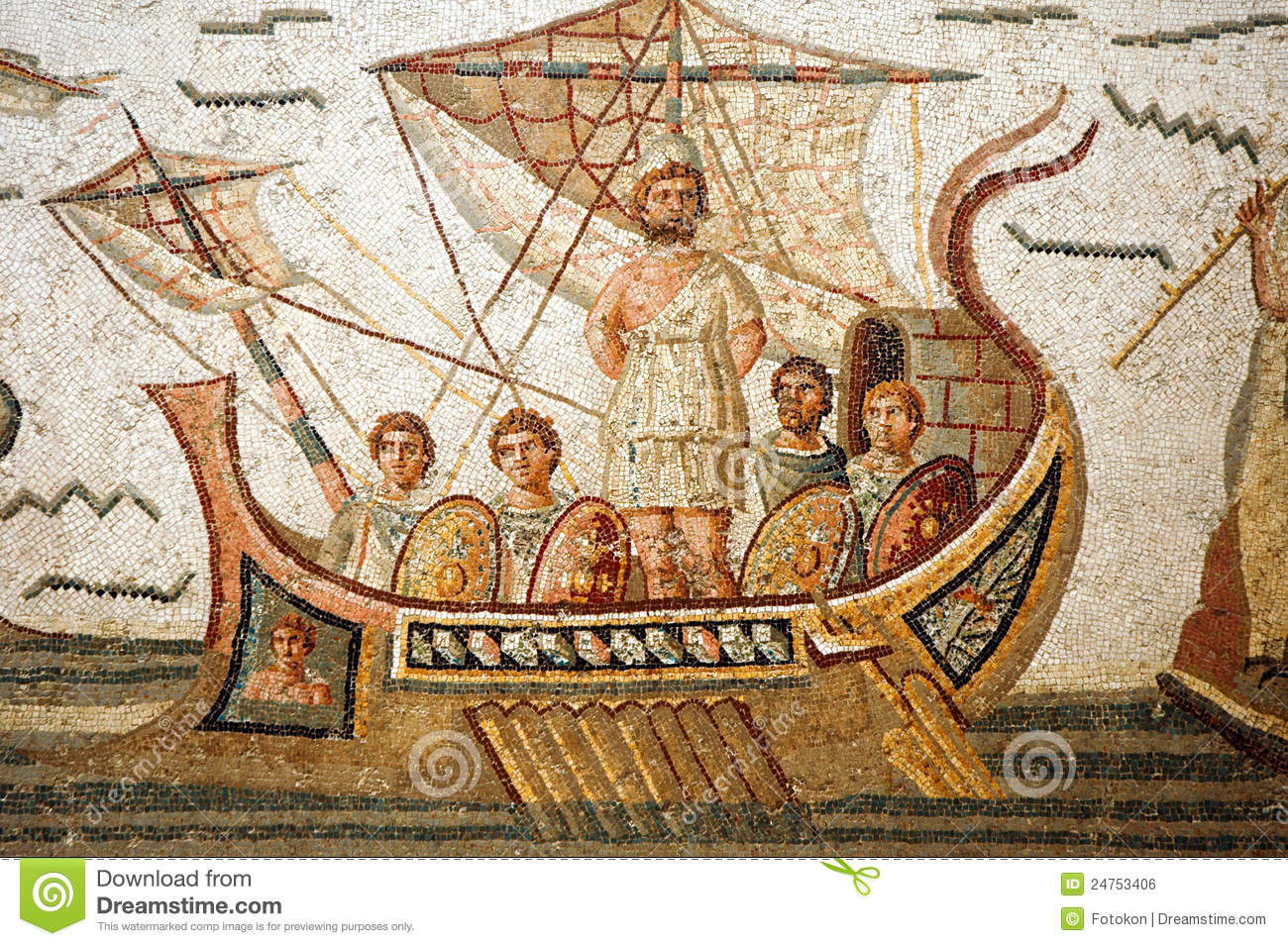the intrussion of telemachus in the odyssey by homer