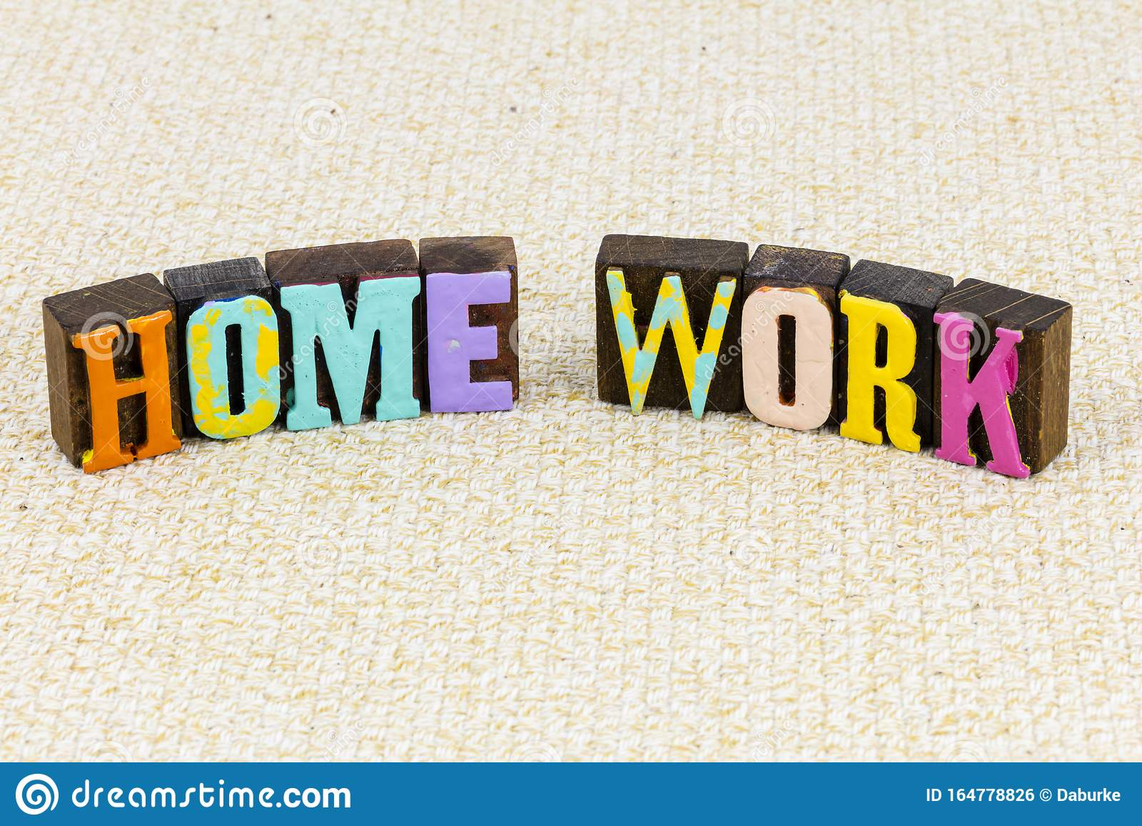 tim home work
