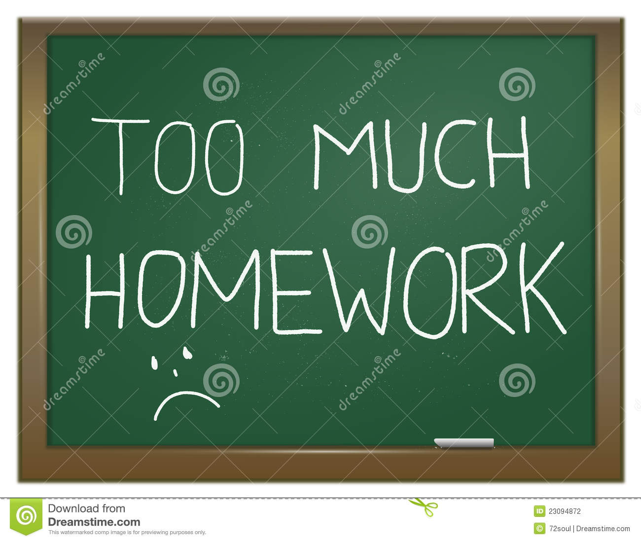 Stock Photography Homework Stress Image23094872 on How To Teach English For Primary School S