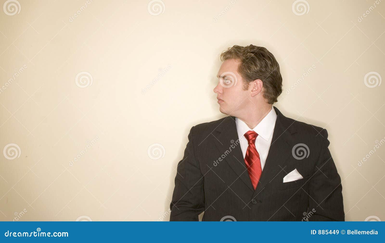Homme 3 d affaires