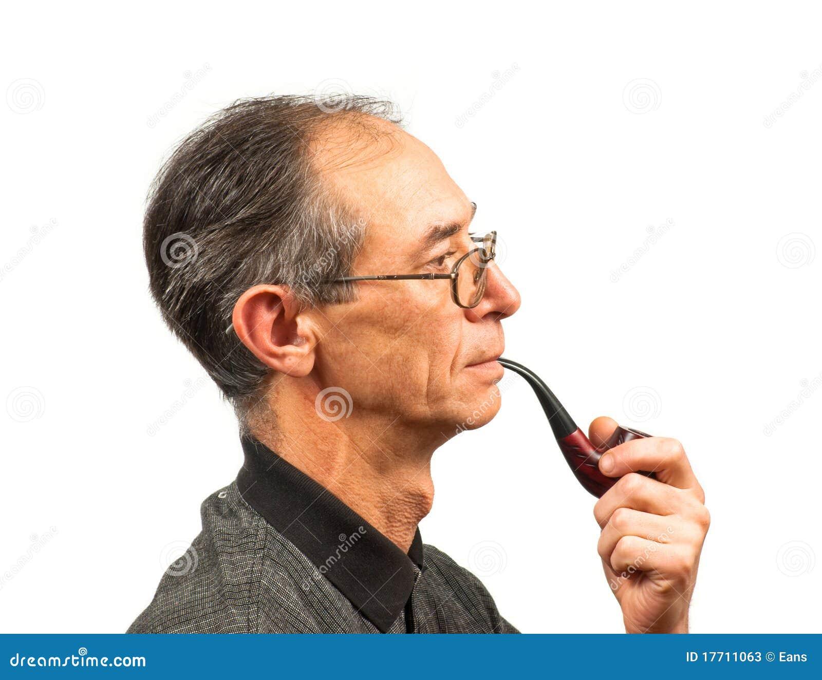 hommes sur les hommes pipes