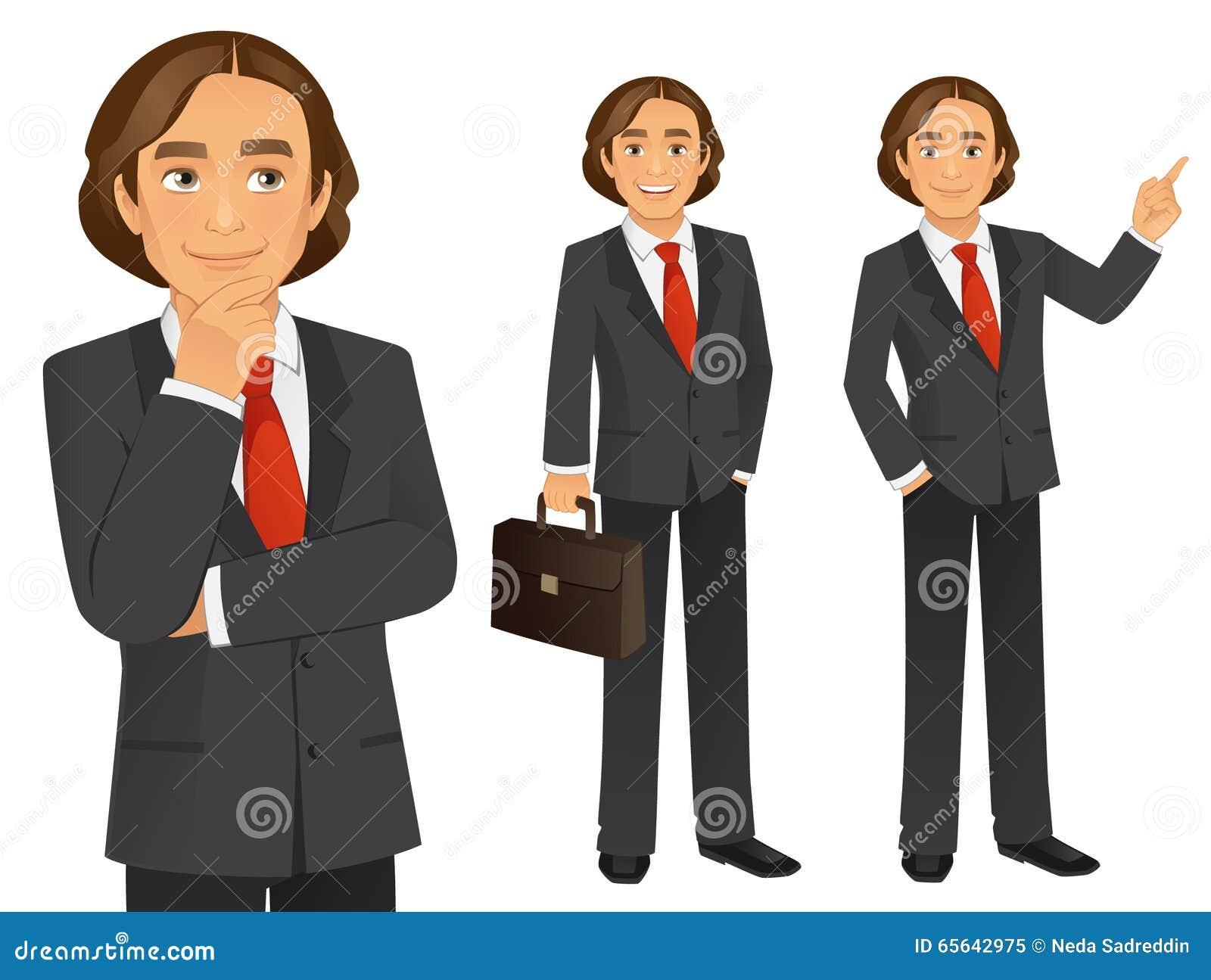 Homme d affaires