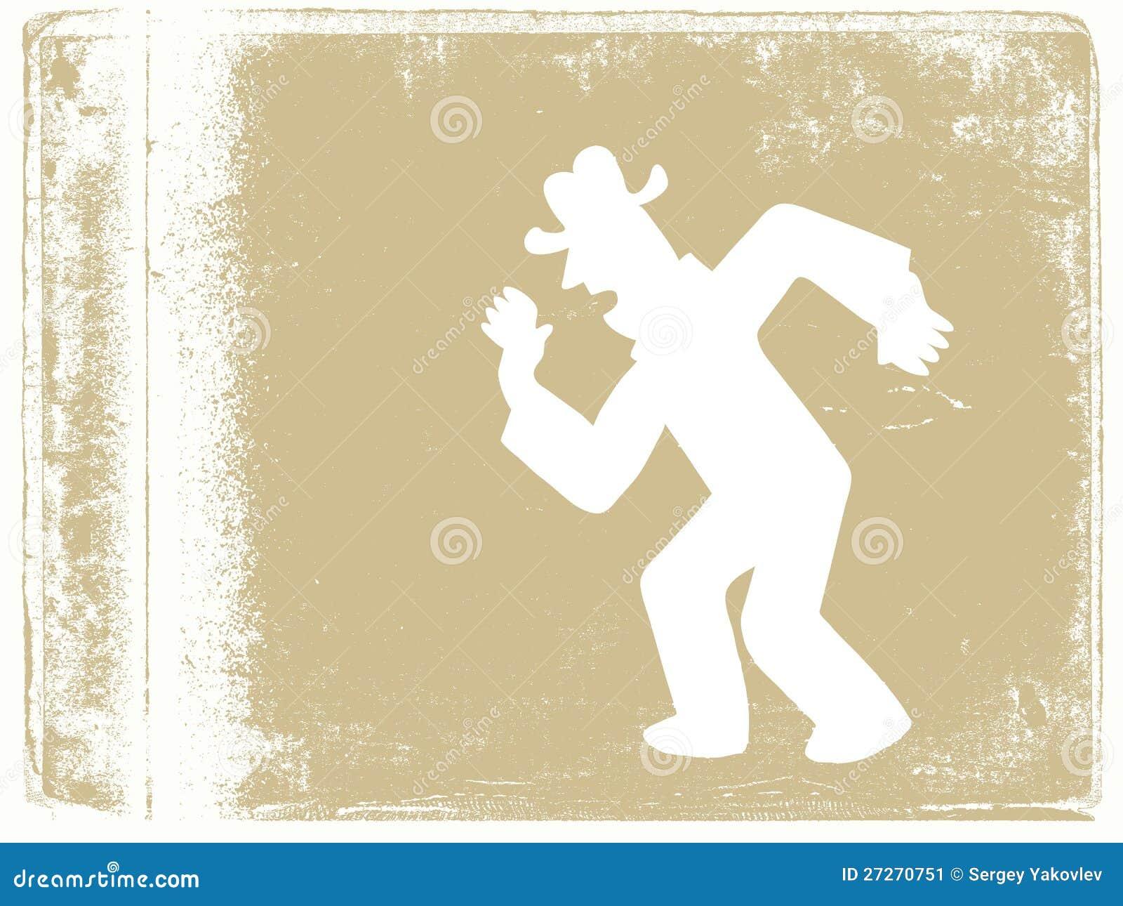 Homme de danse