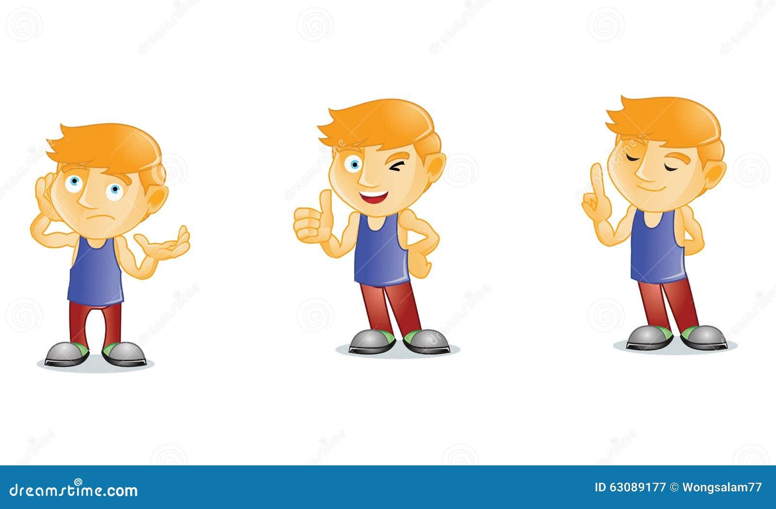 Download Homme fort 2 illustration de vecteur. Illustration du constructeur - 63089177