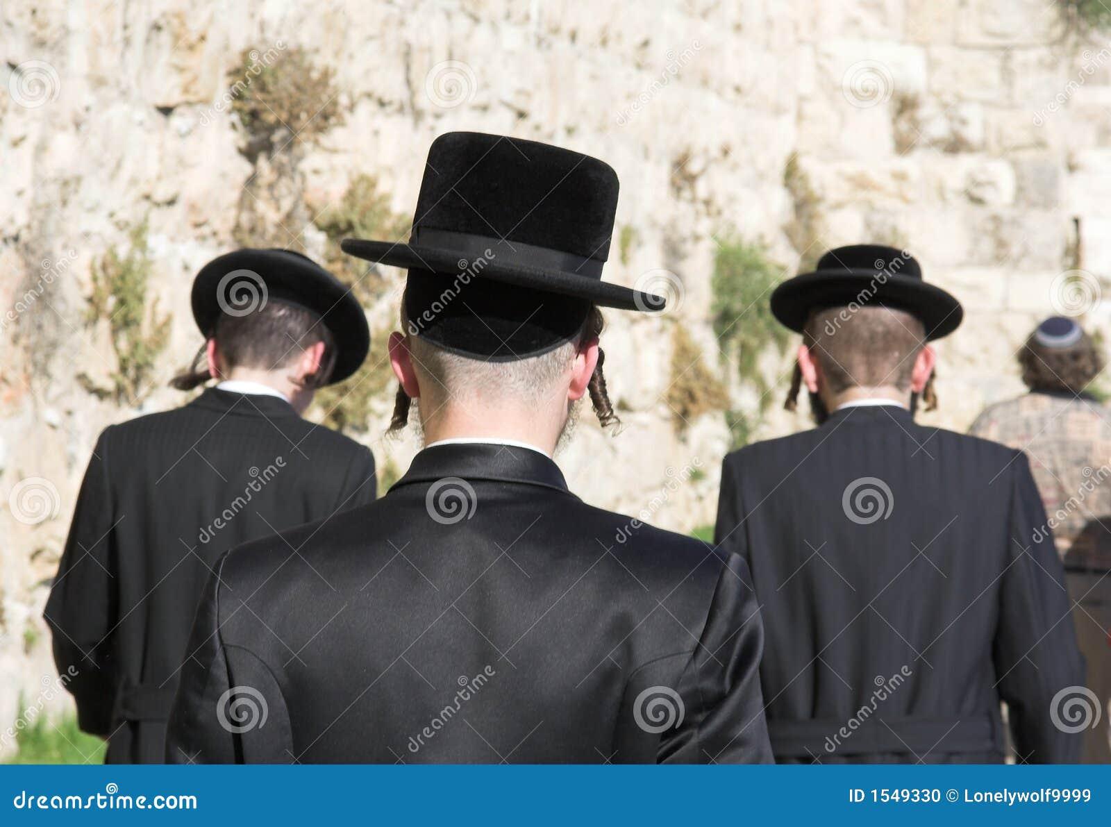 Homme juif