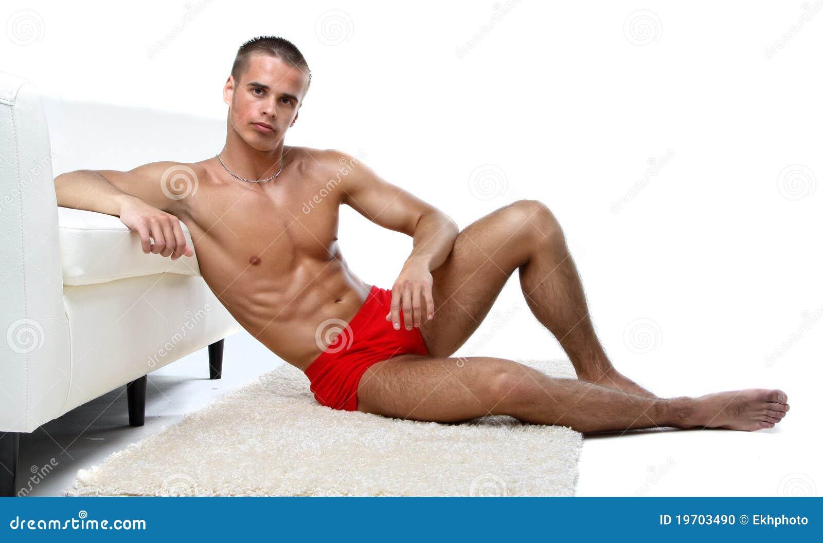 Écrans de veille hommes nus