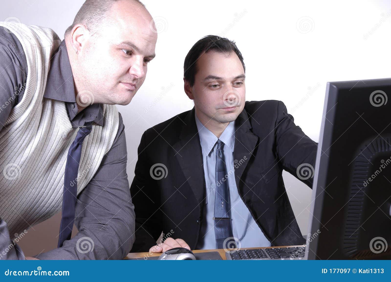 Hommes d affaires
