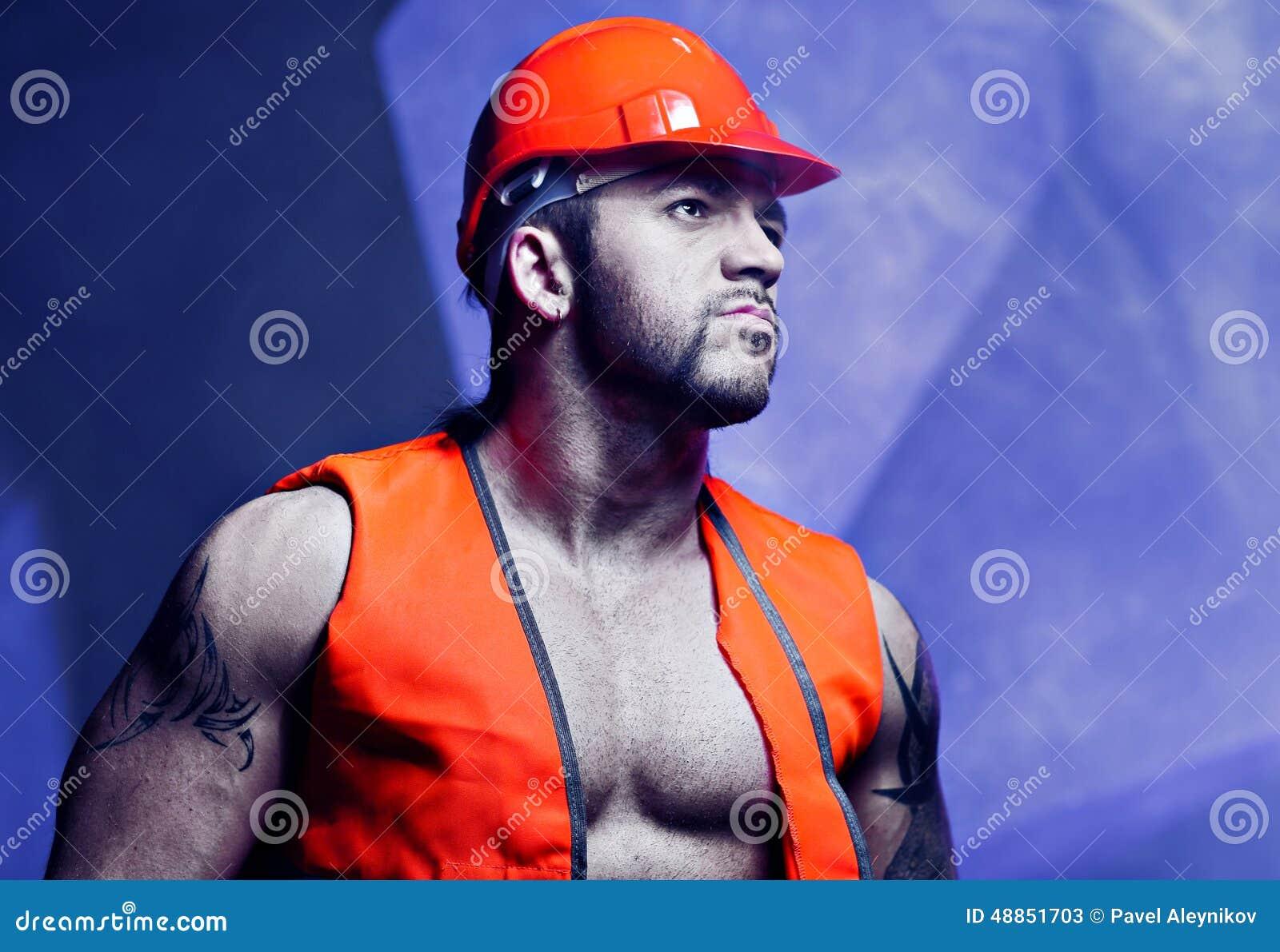 Hommes de travailleur